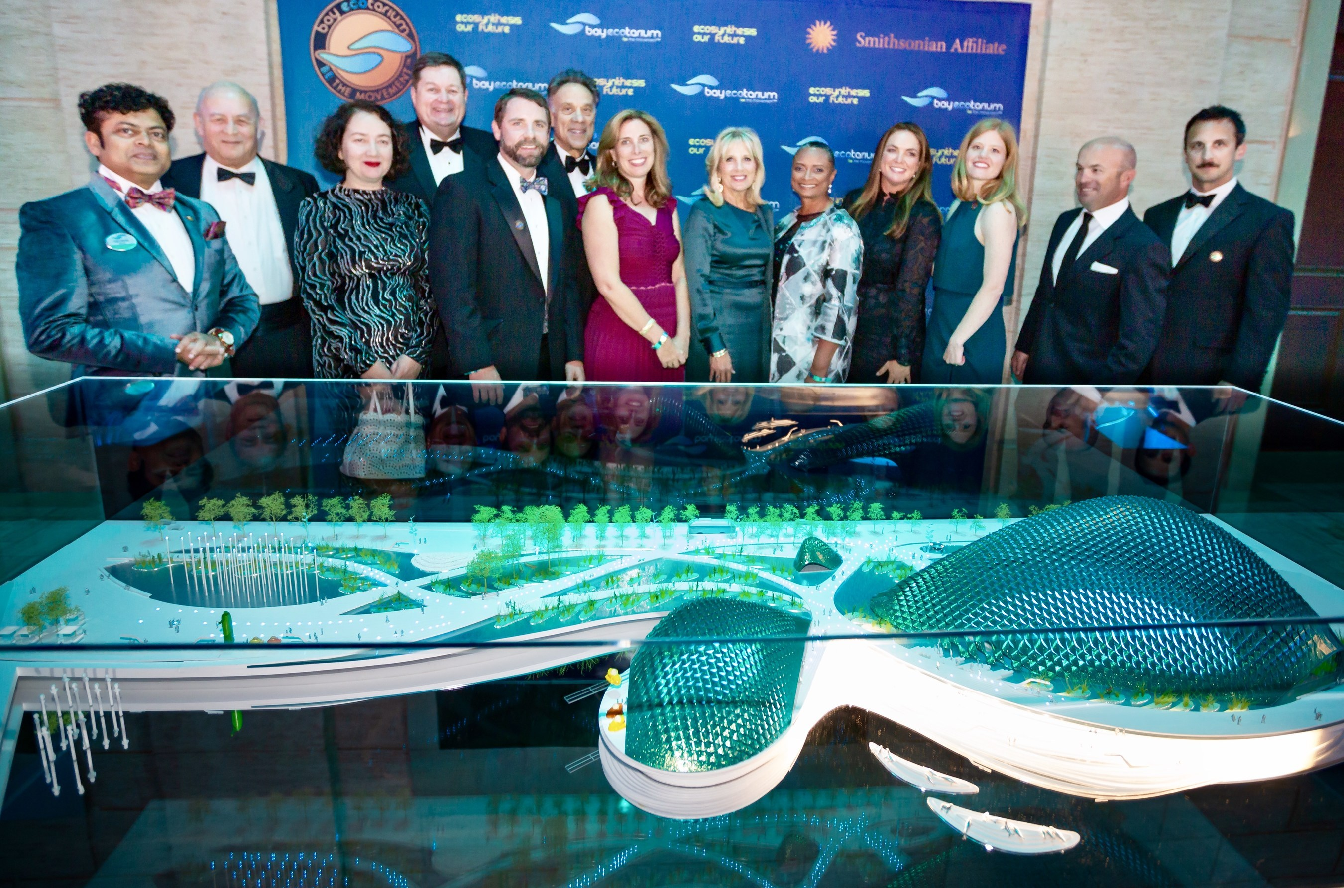 Dr Jill Biden Lauds Vision For Ocean Conservation And