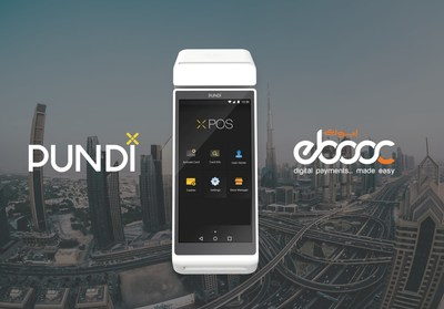 "The bespoke, Pundi X POS (""point of sale"") device created for ebooc fintech & loyalty labs for the exclusive use of emcredit with their branding will be dedicated to running a stable, digital equivalent of the UAE dirham (AED)."