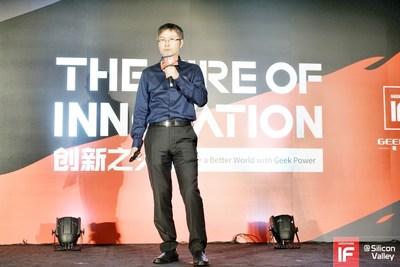 Wen Zheng, Kuaishou's Vice President of AI Technology