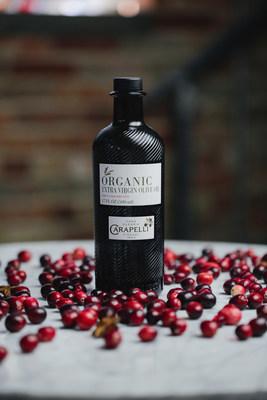 Carapelli Organic Extra Virgin Olive Oil