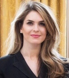 Hope Hicks - EVP and Chief Communications Officer - FOX