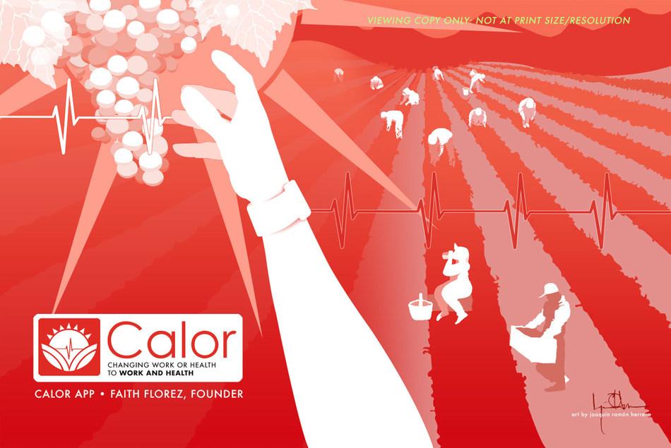 Calor App poster
