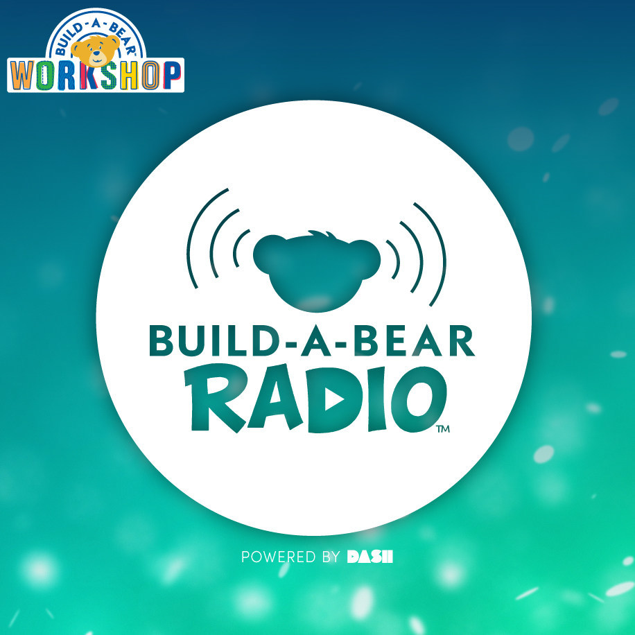 Build-A-Bear Radio™—a new streaming radio station powered by Dash Radio—will feature music that kids and parents are sure to love, as well as a schedule of fun segments, including interviews and kid-inspired content.