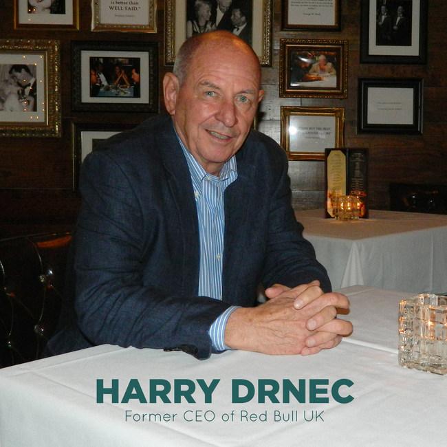 Harry Drnec - Former CEO Red Bull UK