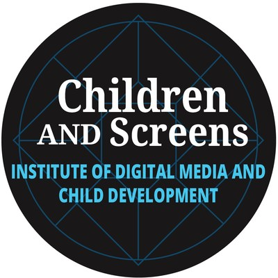 (PRNewsfoto/Children and Screens: Institute)
