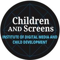 (PRNewsfoto/Children and Screens: Institute)