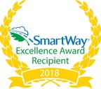 Meijer Earns Distinct Honor as being the First Retailer to receive the U.S. EPA's 2018 SmartWay Excellence Award as a Shipper and a Carrier