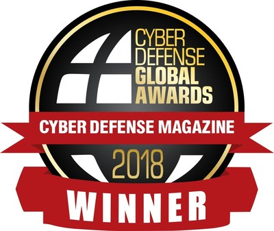"The Cyber Defense 2018 Global Award for ""Best Product Digital Footprint Security"" has been won by international cybersecurity company Resecurity in acknowledgment of one of its core products, Resecurity Risk™, an AI-driven digital risk monitoring platform that enables comprehensive enterprise ecosystem protection from both external, internal and cloud-related security threats."