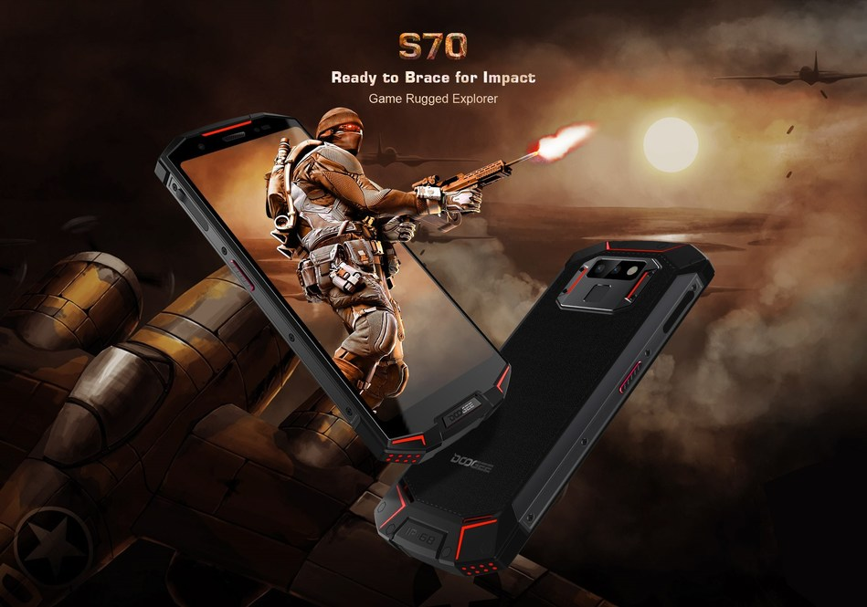 DOOGEE S70 Rugged Gaming Phone