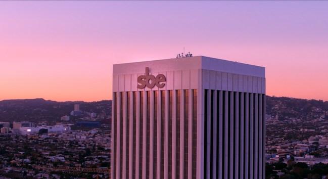 sbe corporate office – Los Angeles, California