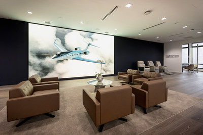 Gulfstream Aerospace Corp. today announced it has opened a Sales and Design Center in Midtown Manhattan.