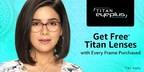 Titan Eyeplus reinvents Omnichannel – Why choose between online & offline when you can have the best of both worlds? (PRNewsfoto/Titan Eyeplus)