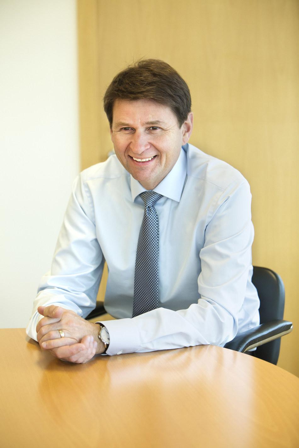 Ed Dybka, General Manager, Ipsen Canada (CNW Group/Ipsen Biopharmaceuticals Canada Inc.)