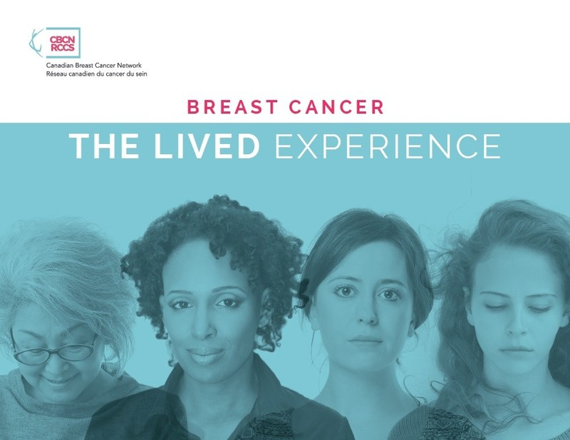 The Canadian Breast Cancer Network's newly released report details the lived experience of breast cancer patients in Canada and outlines recommendations to better support the needs of patients and families. (CNW Group/Canadian Breast Cancer Network)