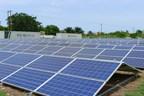 REDAVIA Solar Farm at RMU Ghana (PRNewsfoto/Redavia GmbH)
