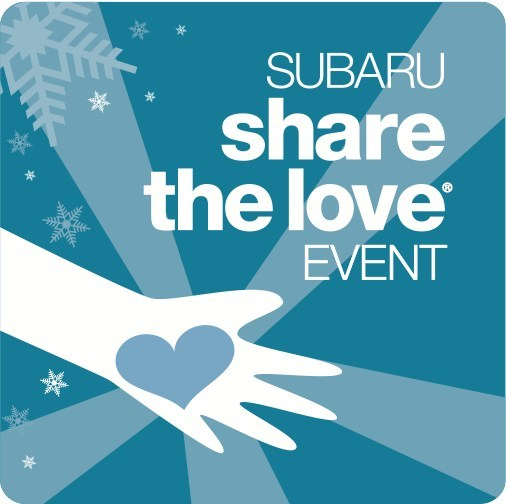 Subaru Share the Love® Event Returns for Its Eleventh Consecutive Year in 2018
