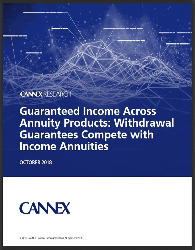 Which Type of Annuity Provides the Highest Guaranteed Income? New CANNEX Research Shows it Depends on Factors Such as Gender and When Income Starts