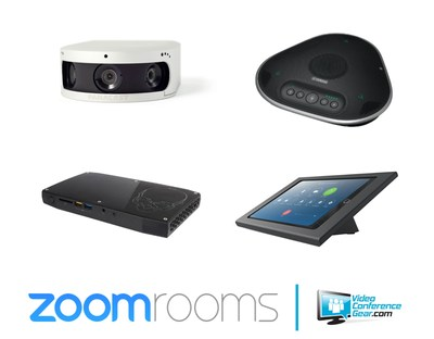 Zoom Rooms bundle with PanaCast