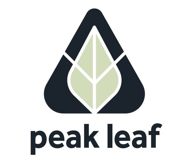 Logo: Peak Leaf (CNW Group/CannTrust Holdings Inc.)