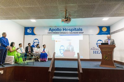 Apollo Hospitals Launches Apollo Clinical Knowledge Network (ACKN) on the Medvarsity Assimilate Platform and Introduces Virtual Grand Rounds-the Largest Virtual Live Lecture Hosted in India
