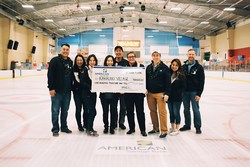 2018 Hawaii Curling Club Charity Classic - $100,000 raised for local nonprofit Kahauiki Village.