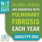 Thousands Of Americans Have Pulmonary Fibrosis, Many Not Diagnosed