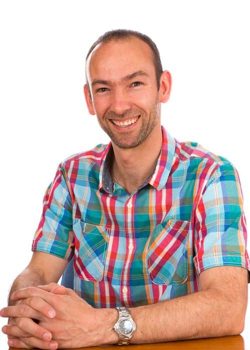 Stuart Bullock, Managing Director of BJSS (PRNewsfoto/BJSS)