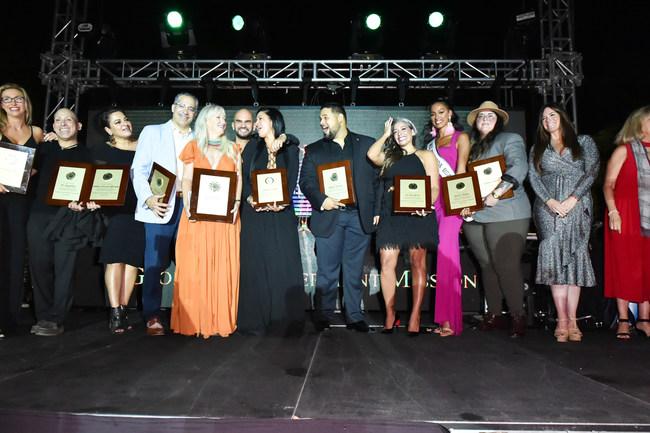 GEM Gala 2018 Award Honorees