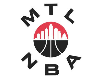 Logo: MTL NBA (Groupe CNW/Chambre de commerce du Montréal métropolitain)