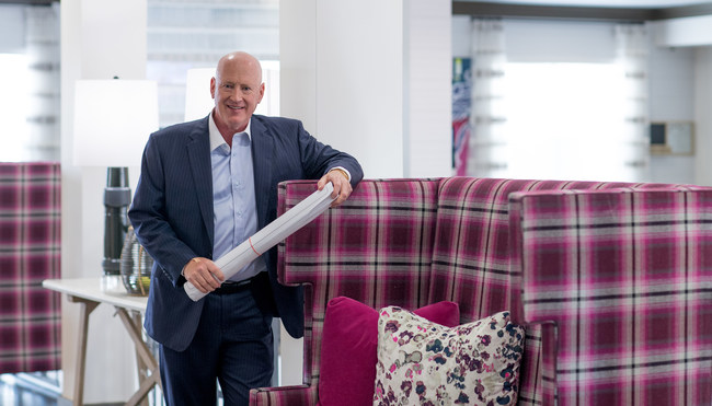 Marcus Hiles: CEO, Chairman and Founder of the DFW's leading property management firm.