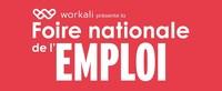 Logo: Foire nationale de l'emploi (Groupe CNW/Foire nationale de l'emploi)