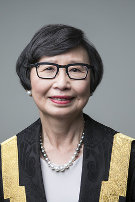 Janice Fukakusa has been appointed Chancellor of Ryerson University. (CNW Group/Ryerson University)