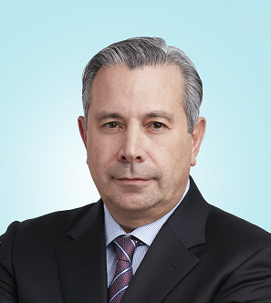 Anthony Staffieri has been appointed Vice Chair of Ryerson University's Board of Governors. (CNW Group/Ryerson University)