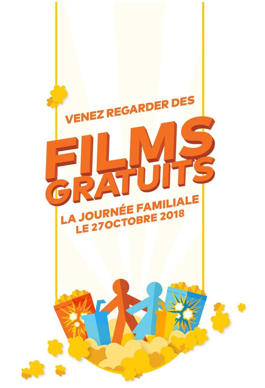 Journée familiale Cineplex 2018 (Groupe CNW/Cineplex)