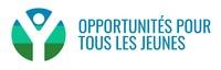 Logo : Opportunités pour tous les jeunes (Groupe CNW/Opportunités pour tous les jeunes)