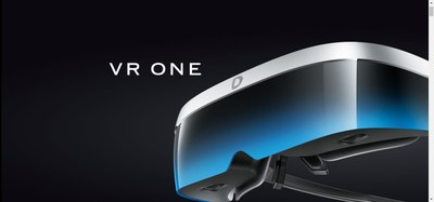 The VR One is head and shoulders above its heavier competitors with panoramic views of up to 1080p.