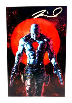Bloodshot Salvation #12 Vin Diesel Variant