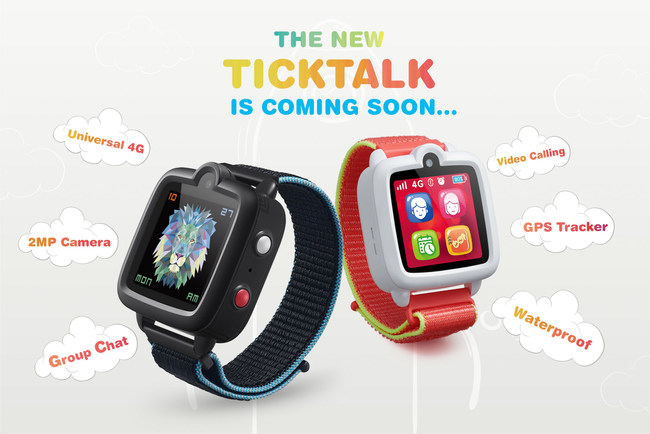 Introducing the TickTalk 3 0: The World's Most Innovative 4G
