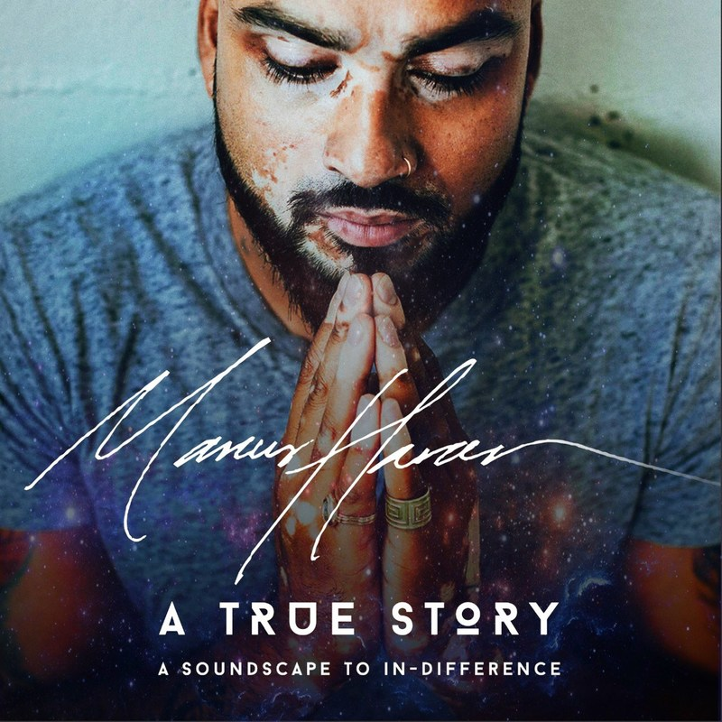 Marcus Haran's Debut EP, A True Story: A Soundscape To In-Difference, Out Now (CNW Group/Marcus Haran)