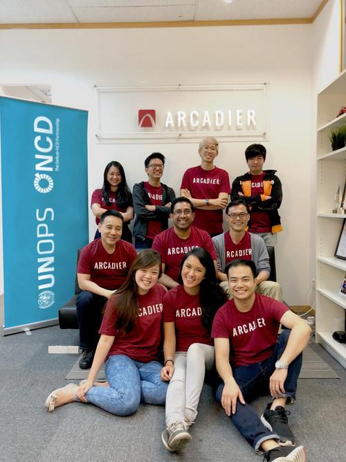 The Arcadier Defeat-NCD Marketplace development team