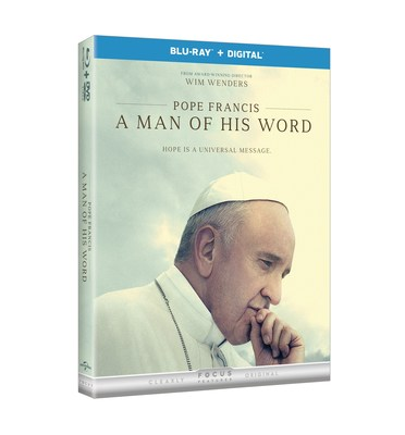 From Universal Pictures Home Entertainment: Pope Francis - A Man of His Word