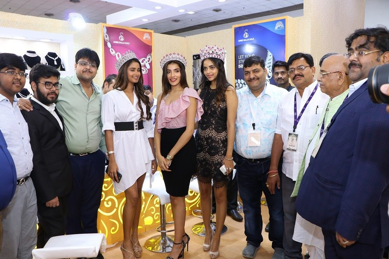 Delhi Jewellery and Gem Fair 2018 (PRNewsfoto/UBM India Pvt. Ltd.)