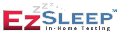 Ez Sleep, In Home Testing Logo