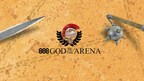 888poker Launches $1M God of the Arena PKO Tournament with $55 Buy-in