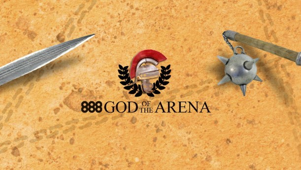 Our exciting progressive knockout series, God of the Arena is coming!