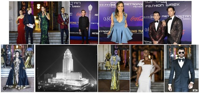 Winners Recognizing Outstanding Achievements in Fashion & Costume Design for Motion Pictures & Television Were Announced at Closing Gala, October 6th at Los Angeles City Hall Celebrating 'The Most Fashionable Week in Hollywood'