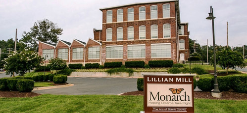A photo of Monarch's administrative office in Stanly County where its expansion of mental health and substance use disorder services will occur.