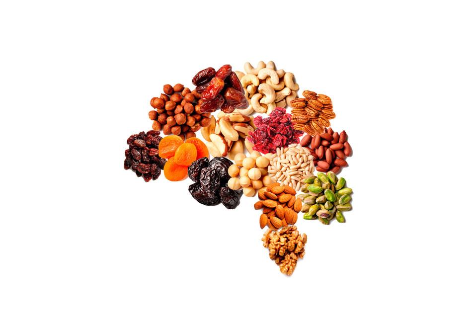 Nuts & Brain (PRNewsfoto/INC)