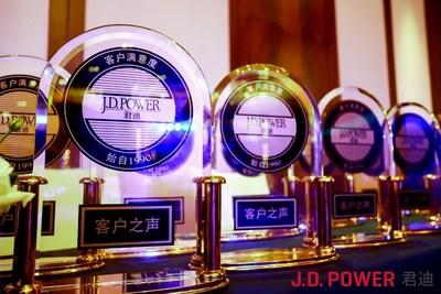 A GAC Motor sai na frente de todas as marcas chinesas, no Estudo Inicial de Qualidade (IQS) da China, pela J.D. Power Ásia Pacífico, com alta qualidade constante de produtos e serviços (PRNewsfoto/GAC Motor)