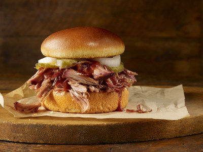 Celebrate National Pulled Pork Day at Dickey's!